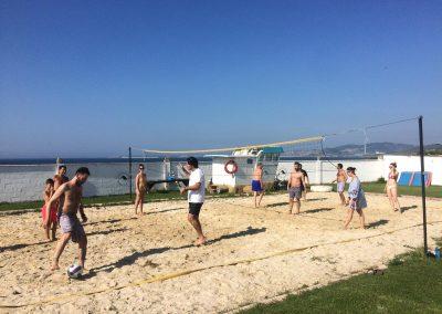 La Duna Surf Club - Voley playa